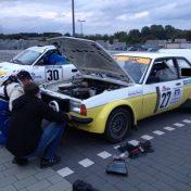 14 der erste Service in Rallye 70