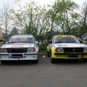 8 Ascona 400 und Ascona Gruppe 2